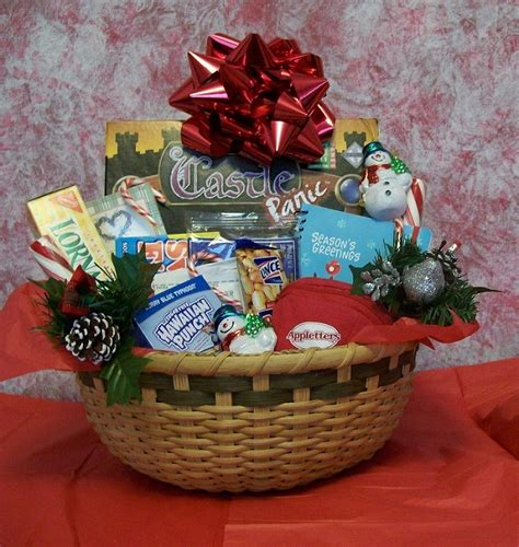 themed gifts for family 40 best christmas gift basket decoration ideas all about