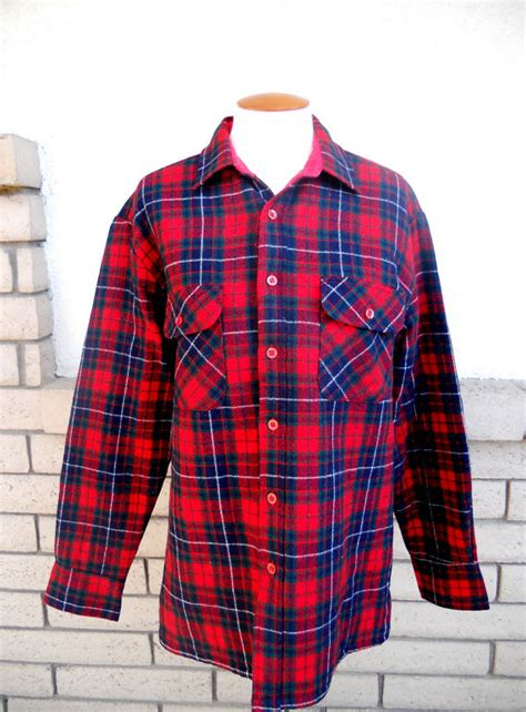 blue and red plaid flannel shirt for women blue and red plaid flannel shirt for women vintage wool