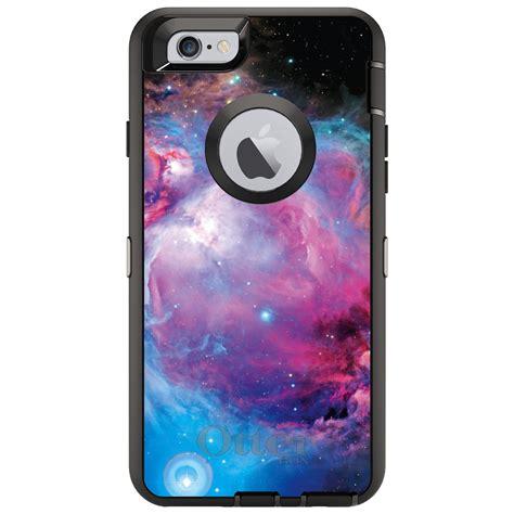 custom otterbox defender  apple iphone purple blue black orion nebula ebay