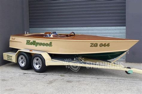 ski boat hardware seacraft 15 6 quot timber ski boat with dual axle trailer
