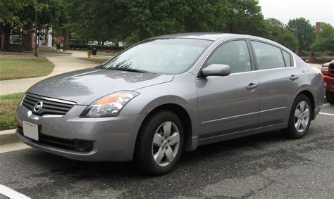 nissan altima 2 5 s 2007 2007 nissan altima 2 5 related infomation specifications