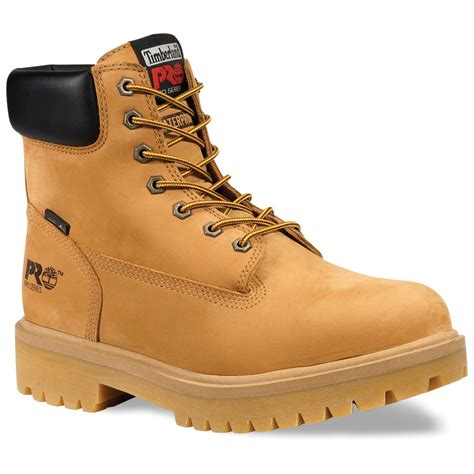 timberland pro boots for s timberland 174 pro 174 6 quot direct attach 200 grams