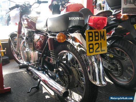 1973 honda cb250 k4 for sale in united kingdom