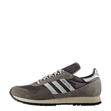bb1186 adidas shoes new york grey grey brown 2017 sport