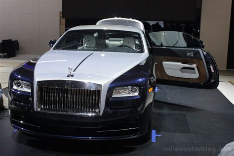 new york live rolls royce wraith revealed
