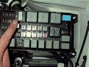 Starter Kia Sedona Kia Sedona Starter Relay Location Get Free Image About