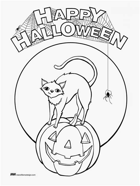 halloween coloring pages free download halloween pictures to color and print free coloring pictures
