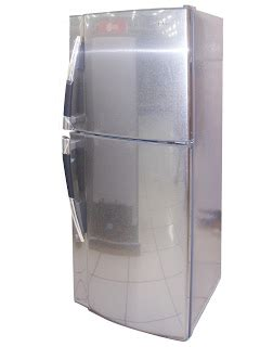 Kulkas Polytron Pr 216 G murah kredit mudah lemari es 2 pintu