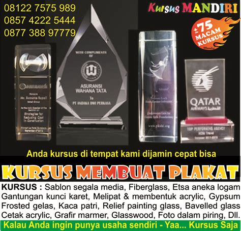 Acrylic Lembaran Yogyakarta kursussablonku jaman sekarang mencari