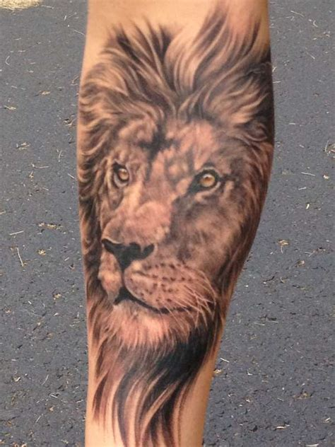 meaning of lion tattoo tattoos meaning
