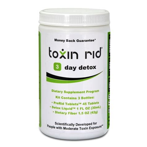 Moderate Detox by 3 Day Detox Program