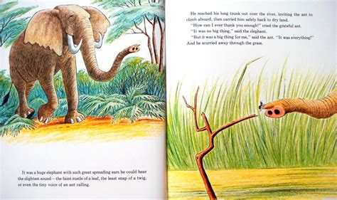 elephants aunts and the moon books the ant and the elephant by bill peet there s strength in