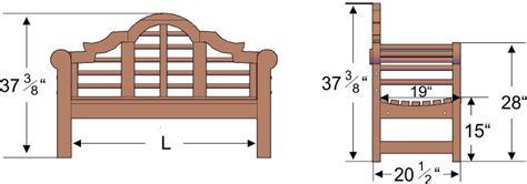 outdoor bench dimensions pdf diy garden bench dimensions download good wood