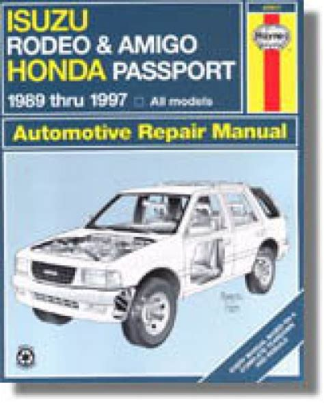 free online car repair manuals download 1998 isuzu hombre space engine control service manual 2002 isuzu rodeo repair manual free download free 1998 isuzu rodeo repair