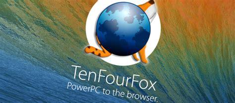 speed up tenfourfox on your powerpc mac low end mac