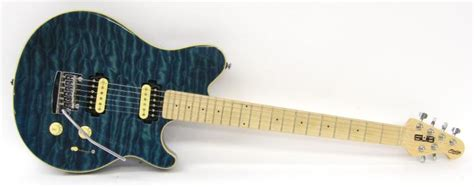 Sterling By Musicman Jp60prb Indo sterling by musicman sub series ax3 electric guitar made in