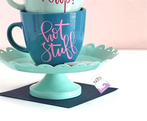printable vinyl on mugs how to diy personalized mugs and tea cups persia lou