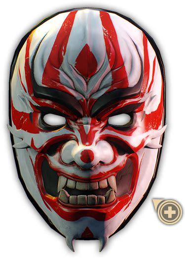 yakuza tattoo png payday 2 yakuza character pack overkill software