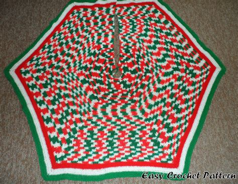 easy crochet pattern easy crocheted hexagon christmas