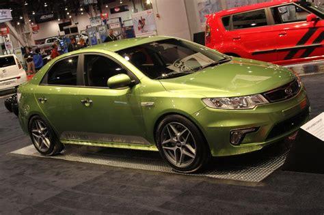Kia Forte Hybrid Sema 2010 Kia Forte Hybrid Concept Photo Gallery Autoblog