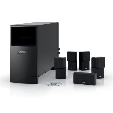 bose acoustimass 10 series iv home entertainment speaker