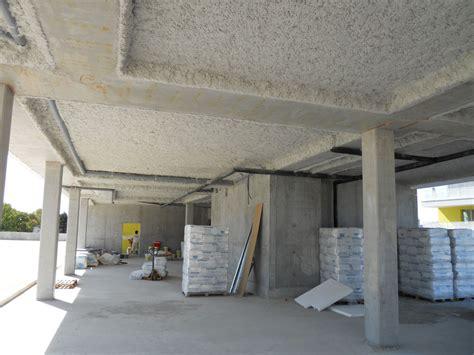 Isolation Plafond Garage Beton by Lovisolo Isolation Isolation Thermique Par Projection