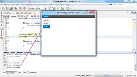 javafx layout fill java buddy javafx 2 0 add menu