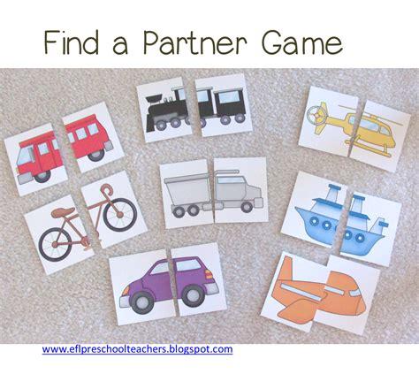 kindergarten activities on transportation esl efl preschool teachers transportation theme