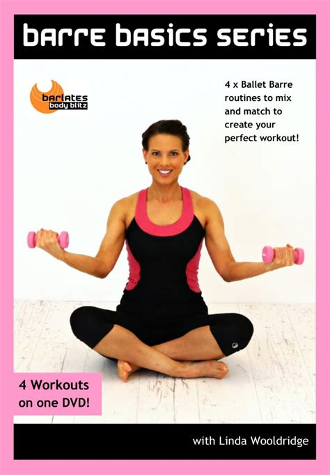 barre basics 4 workout dvd