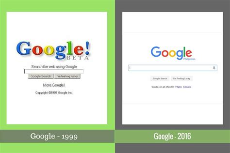 google design blog google before and after crazyleaf design blog