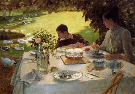 colazione in giardino file colazione in giardino jpg wikimedia commons