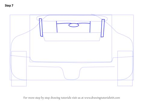 learn how to draw bugatti veyron sports cars step by learn how to draw a bugatti veyron rear sports cars step
