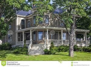 Dormer Architecture Une Maison Plus Ancienne Image Libre De Droits Image