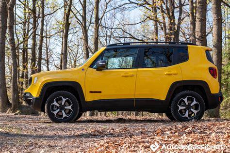 2019 Jeep Trail Hawk by Jeep Renegade Trailhawk 2019 Il B Suv Che Ama Il Fuoristrada