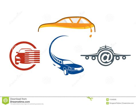 Auto Z Baranem W Logo by Vehicle Auto Logo Template Stock Photo Image 11046930