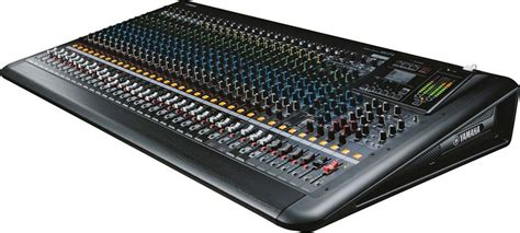 Mixer Audio Yamaha 24 Channel yamaha mgp32x analogue mixer 24 mic channels