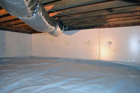 Space Flooring by Ask Mr Crawlspace What S The Best Way To Insulate Crawl Space