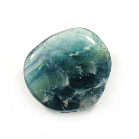3 4cm blue fluorite polished smooth 1 from