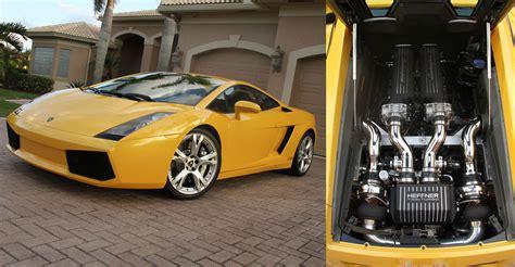 2006 Lamborghini Gallardo Specs 2006 Lamborghini Gallardo Turbo Heffner 800tt 1 4