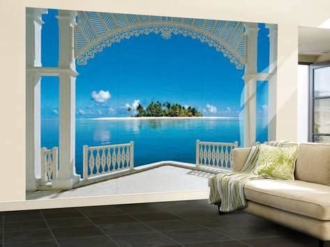 a day wall mural a day balcony wall mural wallpaper mural at