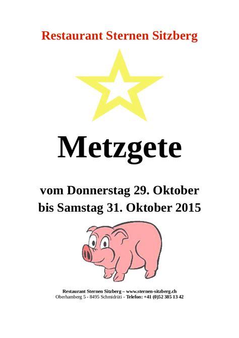 detiknews 31 oktober 2015 metzgete donnerstag 29 oktober bis samstag 31 oktober