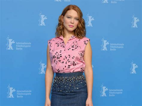 lea seydoux english lea seydoux didn t tell mother about film career english