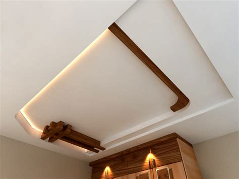 Designing A Commercial Kitchen - false ceiling gayatri creations