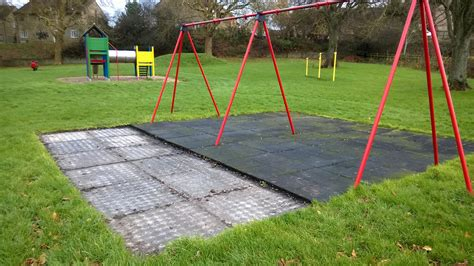 mats for under swings safety mats stolen from children s play area