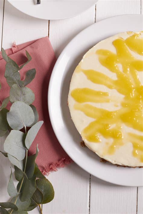 kuchen mit lemon curd lemon curd kuchen f 252 r den nur den k 252 hlschrank braucht