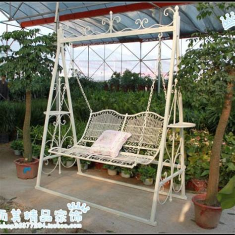 metal garden swings for adults compare prices on metal outdoor swings for adults online