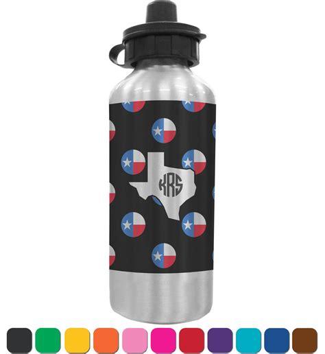 Custom Polka Bottle polka dots water bottle personalized youcustomizeit