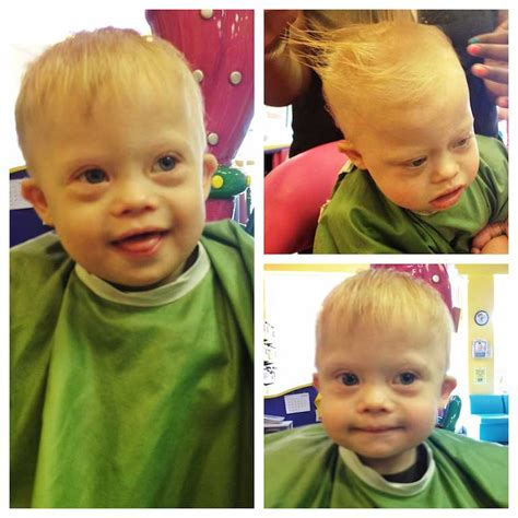 haircut down syndrome sensory overload haircut time early childhood community
