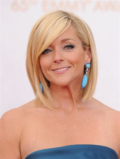 jane moore short blonde hair jane krakowski bob bob lookbook stylebistro