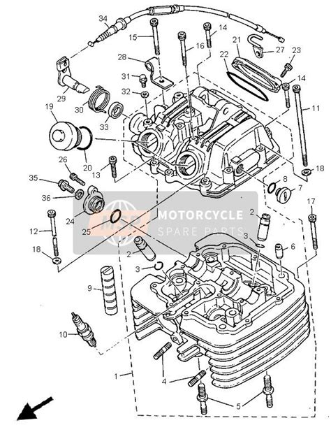 yamaha tt 600 wiring diagram repair wiring scheme